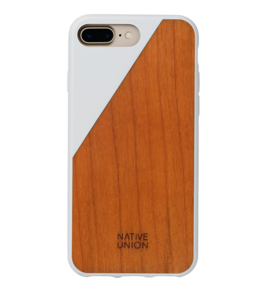 iPhone 7 8 Plus - wood case