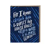 father's day christian card