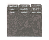 Herb Recipe Dividers