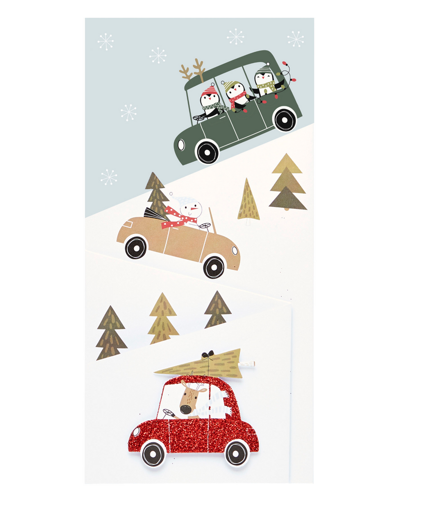 Christmas Vacation Christmas Cards – Print & Paper