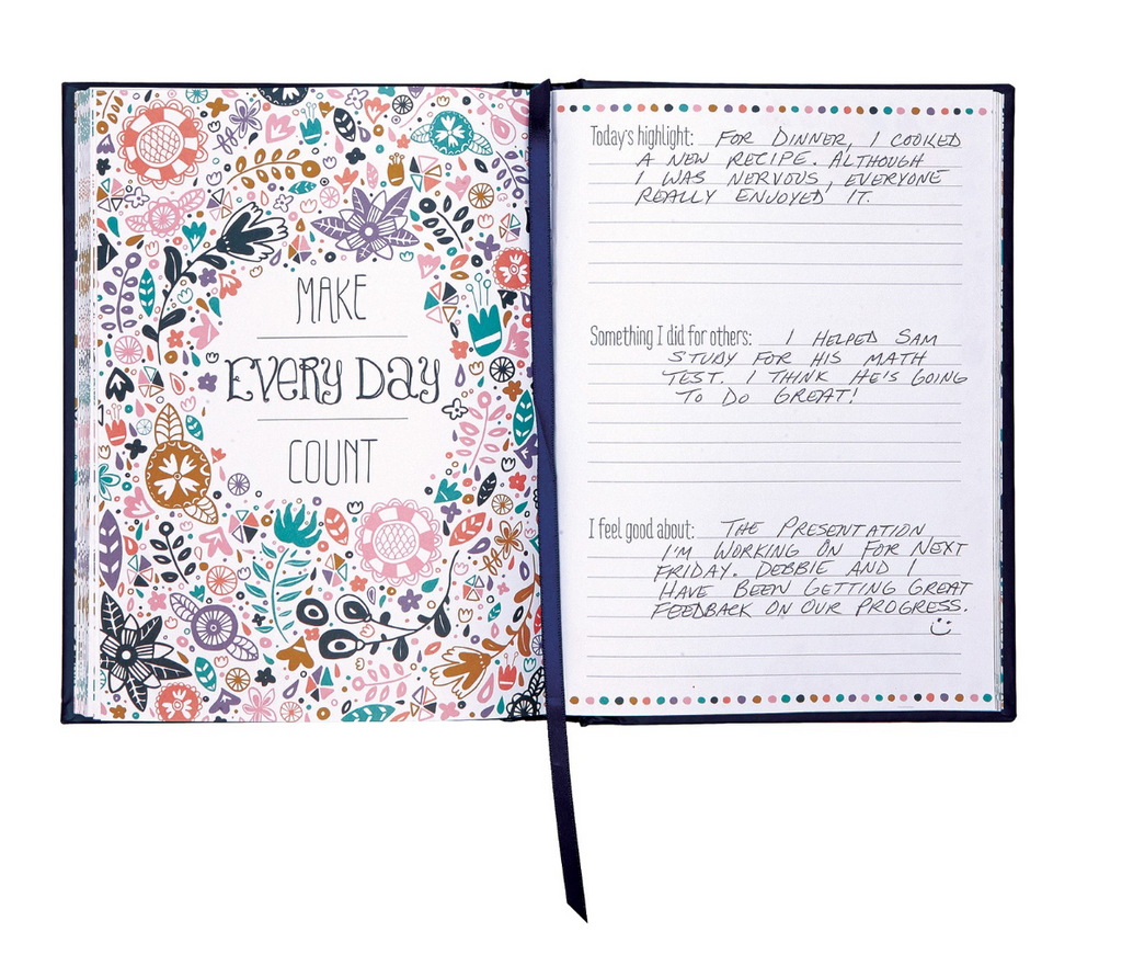 Make Every Day Count Guided Journal 2