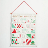 Christmas Countdown Hanging Chart