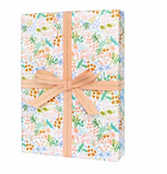 Meadow Pastel Wrapping - Roll of 3 Sheets