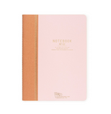 Plum and Copper Daydreams Notebook