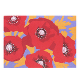 poppy note cards