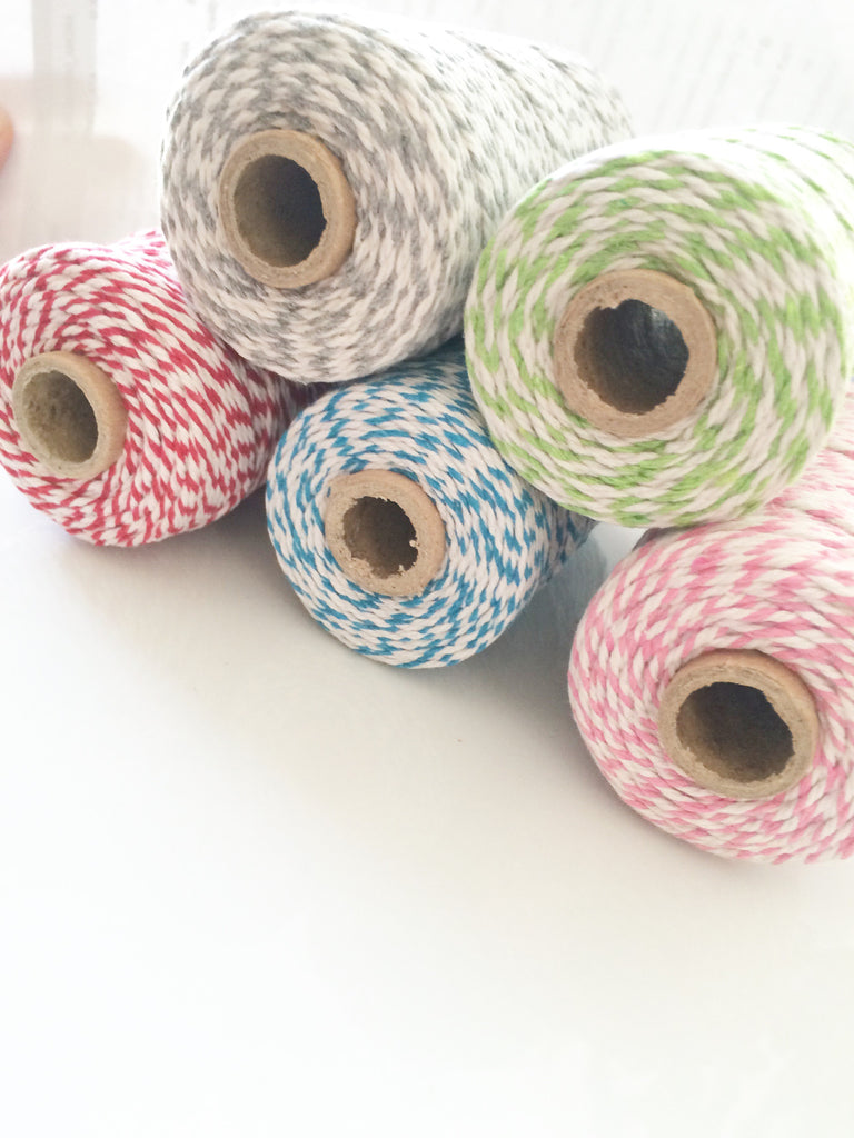 Twine (color options) - Print&Paper