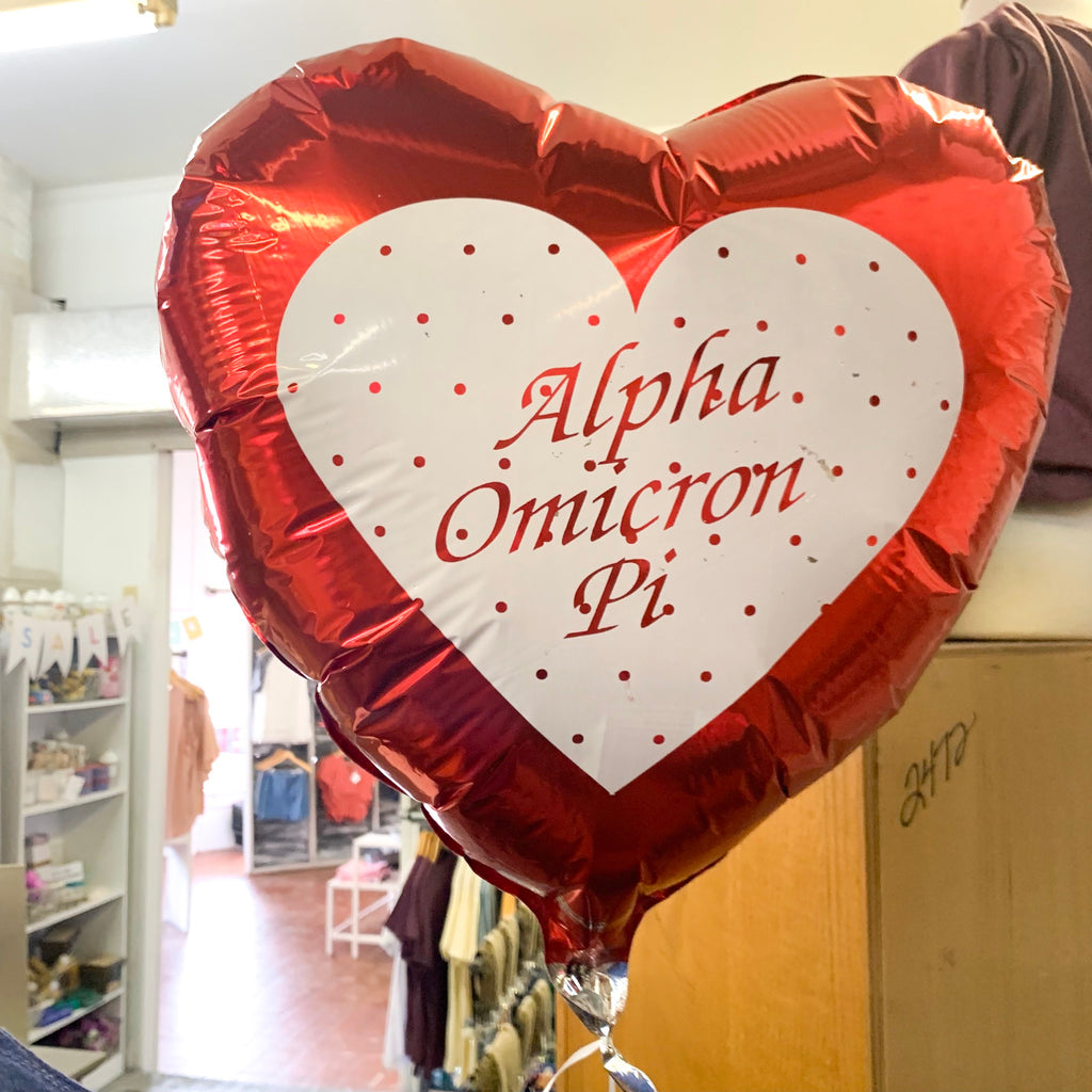 Sorority Balloons (Choose Style)