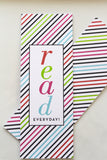 Read Everyday Bookmark - Print&Paper