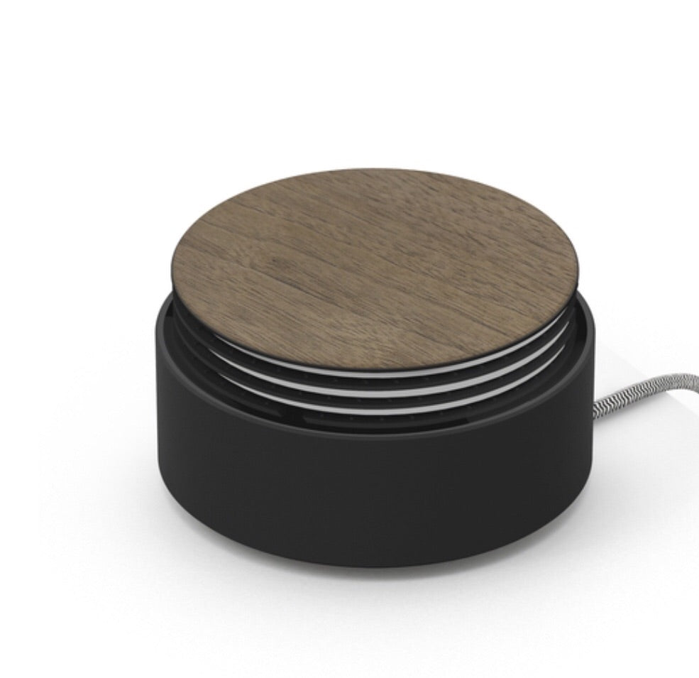 Eclipse Charger - Wood Two Tone