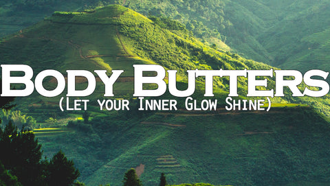 Natures Best Body Butters made with Natural Ingredients