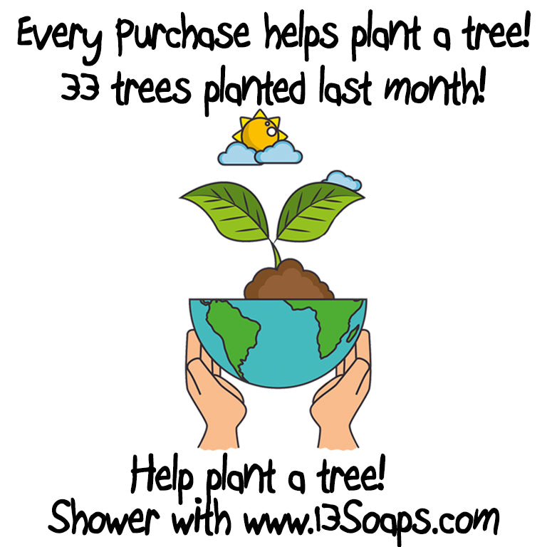 Buy a Soap, Help Plant a Tree!