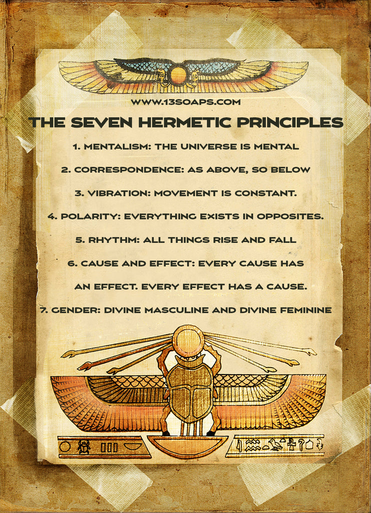The Seven Hermetic Principles