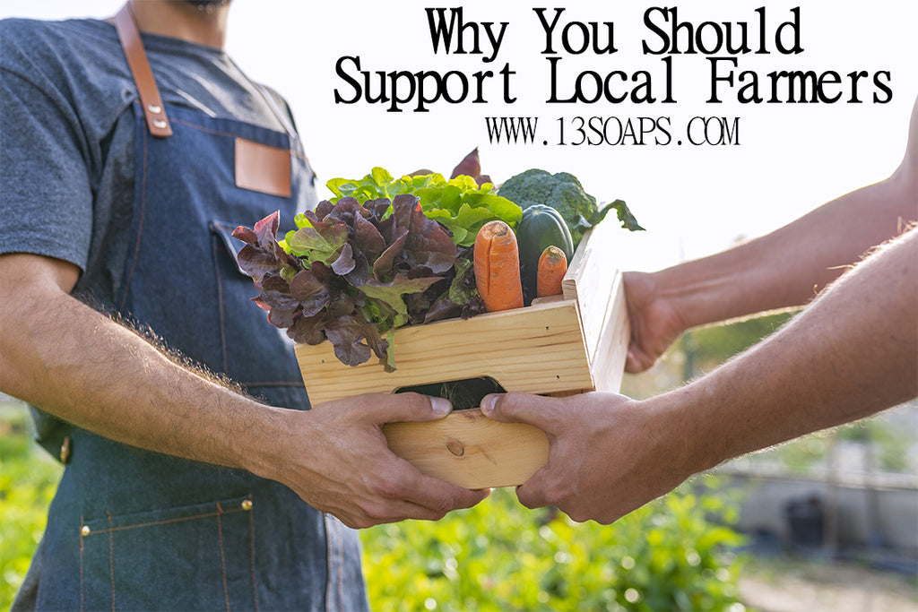 Why you should support Local Farmers. Tampa Bay, Florida