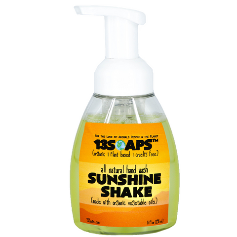 Sunshine Shake Foaming Hand Soap (Citrus Blend)