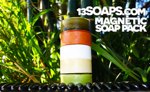 MAGNETIC SOAP COLLECTION
