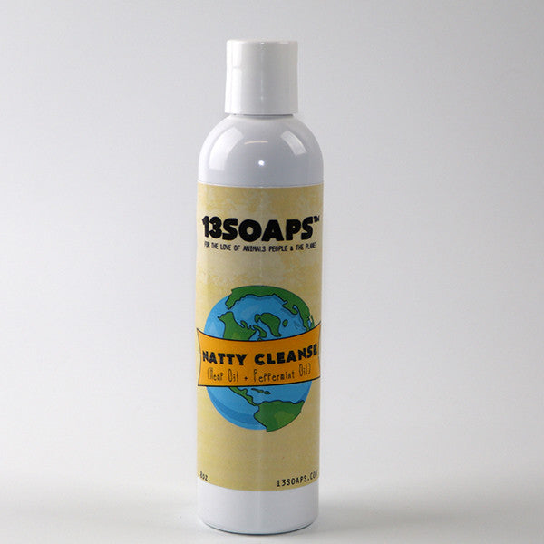 Natty Cleanse (Dreadlock Liquid Shampoo)