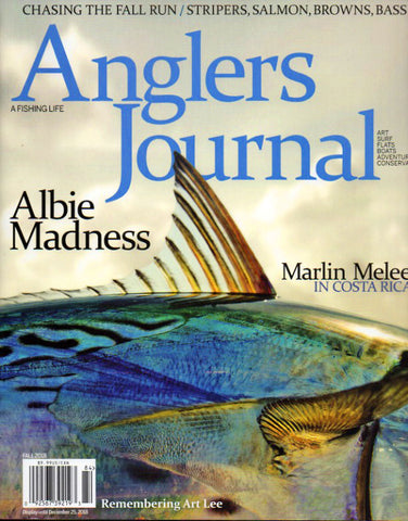 Anglers Journal Magazine cover