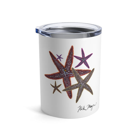 Starfish 2, 10 oz Steel Tumbler
