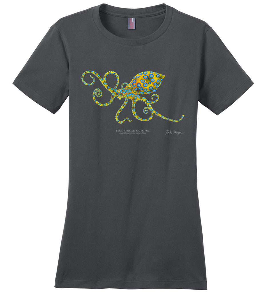 Blue Ringed Octopus Women's Tee