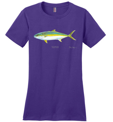 Yellowtail Women's Tee