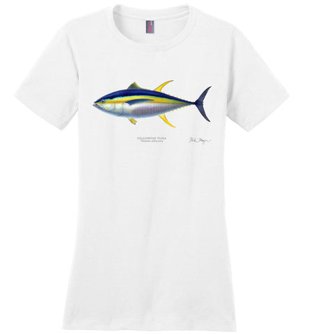 Yellowfin Tuna Women's Tee