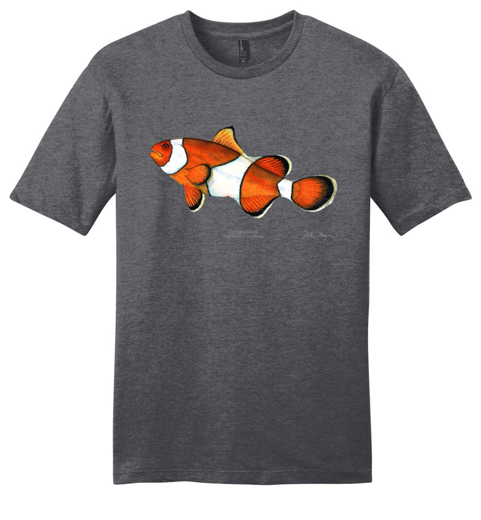 Clownfish Casual Tee