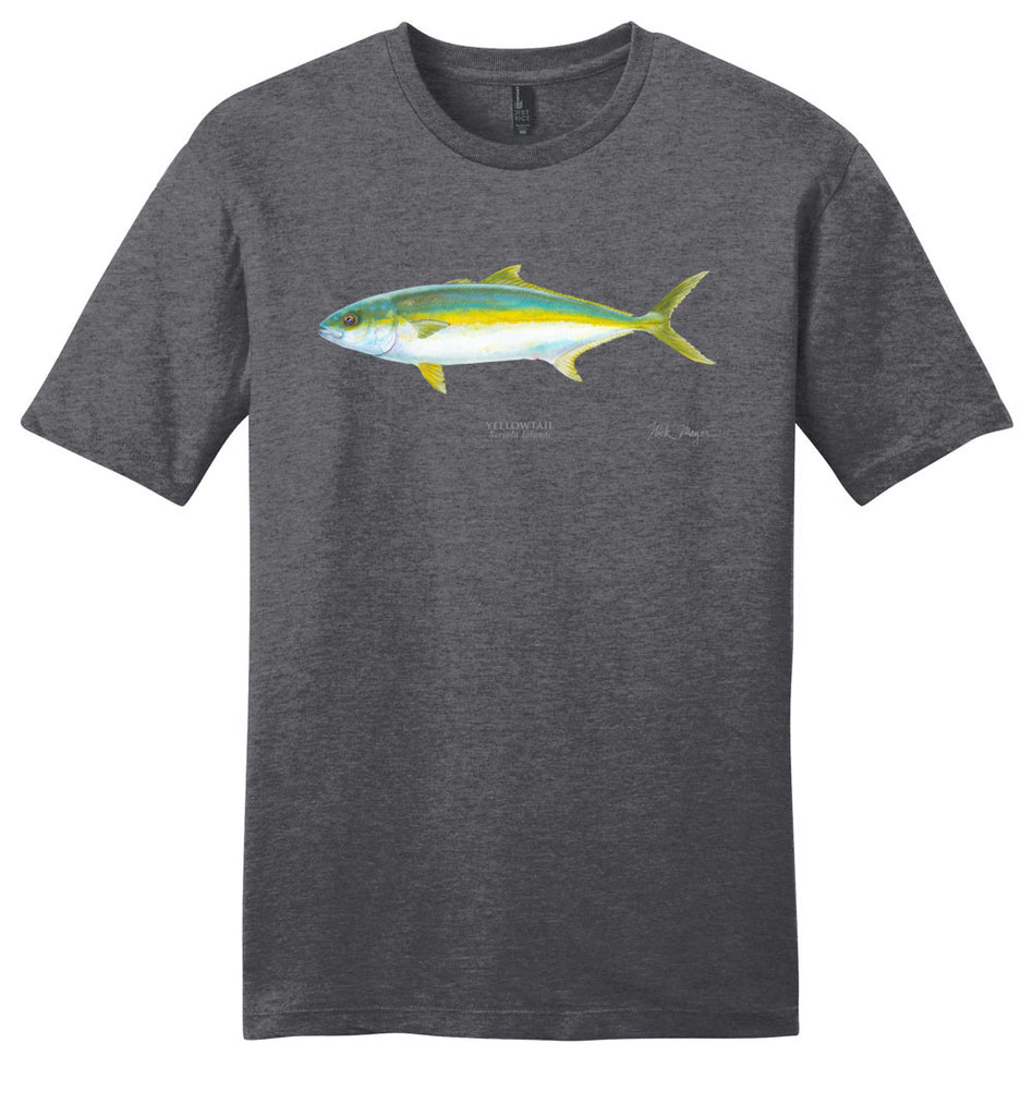 Yellowtail Casual Tee