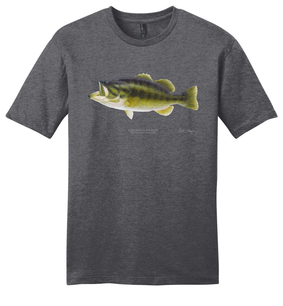 Largemouth Bass Casual Tee