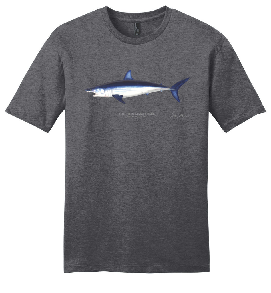 Mako Shark Casual Tee