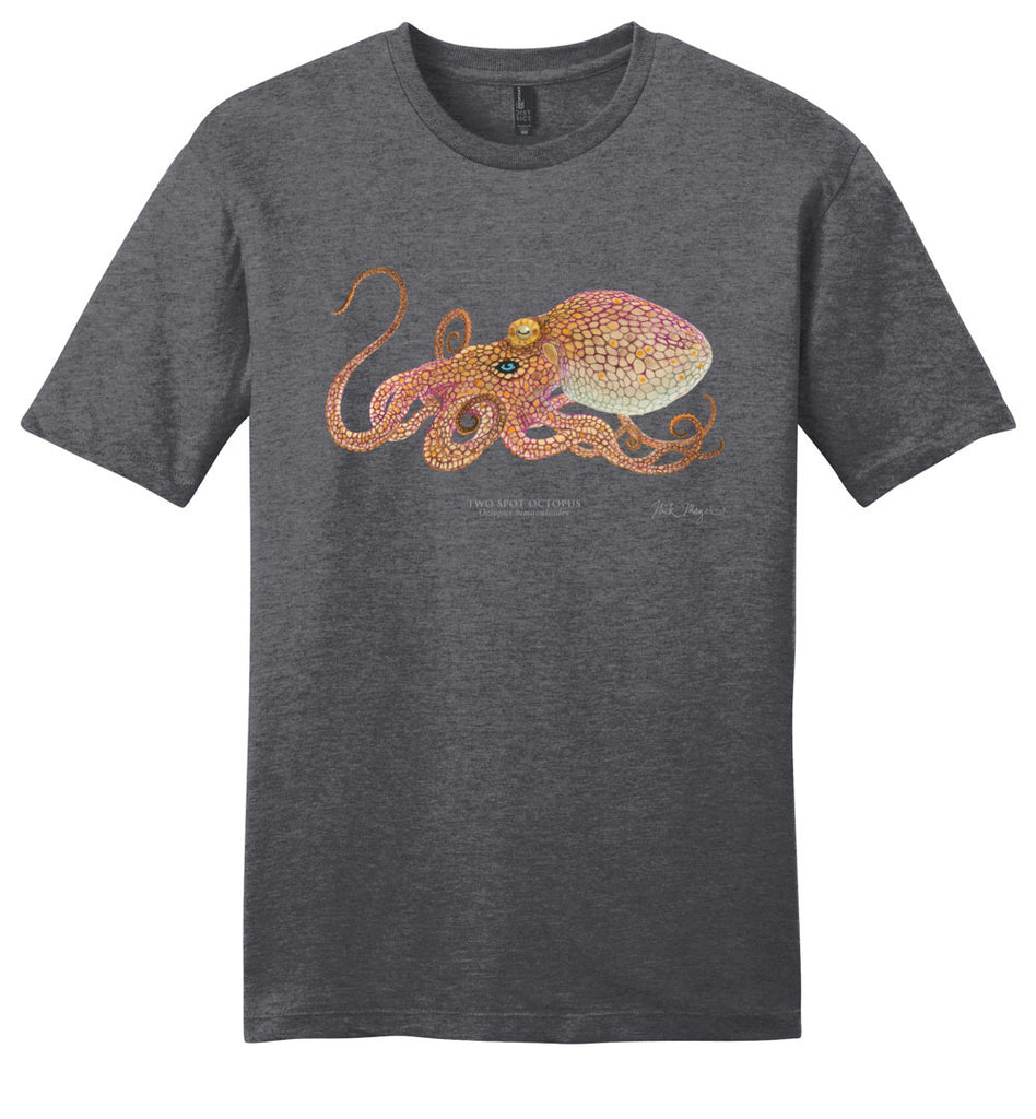Two Spot Octopus Casual Tee