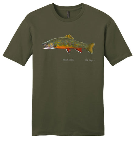 Brook Trout Casual Tee