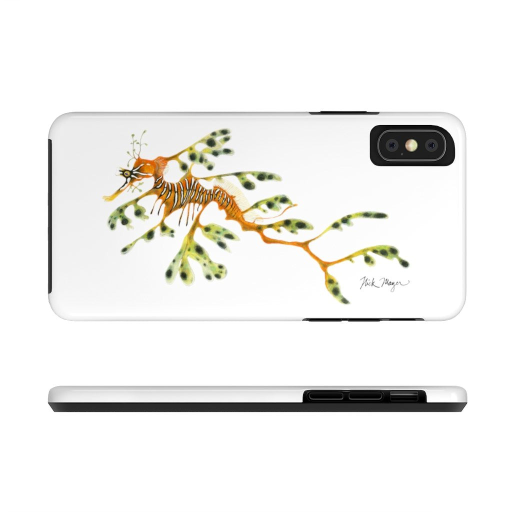 Leafy Seadragon Tough Phone Case