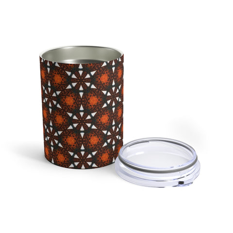Monarch Butterfly 3, 10 oz Steel Tumbler