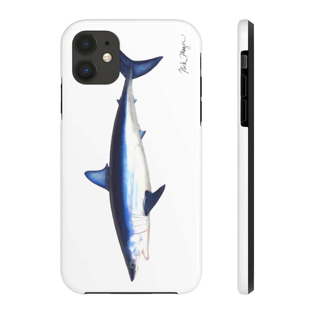 Mako Shark Phone Case (iPhone 5-11)