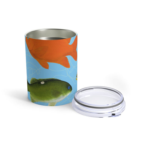 Catalina Fish, 10 oz Steel Tumbler