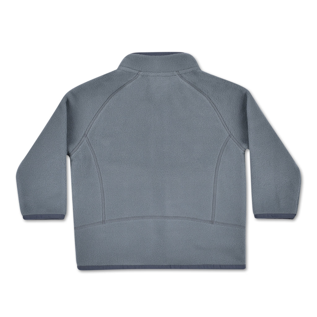200 Series Polartec® Fleece Jacket, Charcoal/Blue  (Sizing runs small, recommend sizing up)