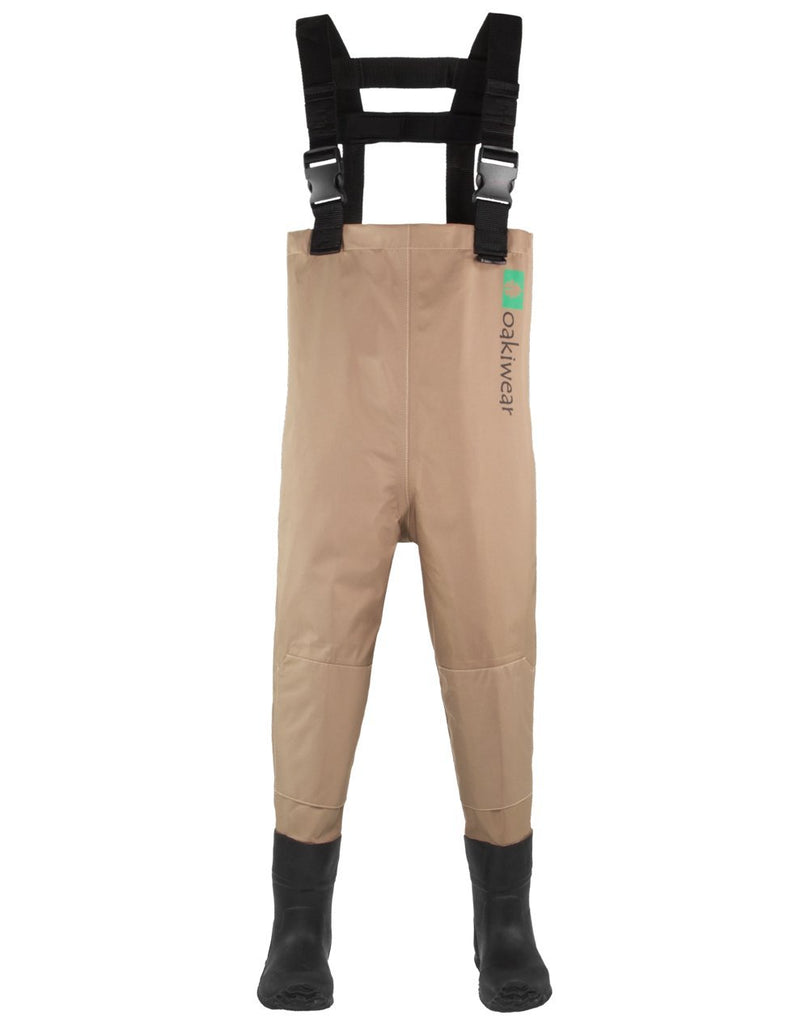 Tan Breathable Waders