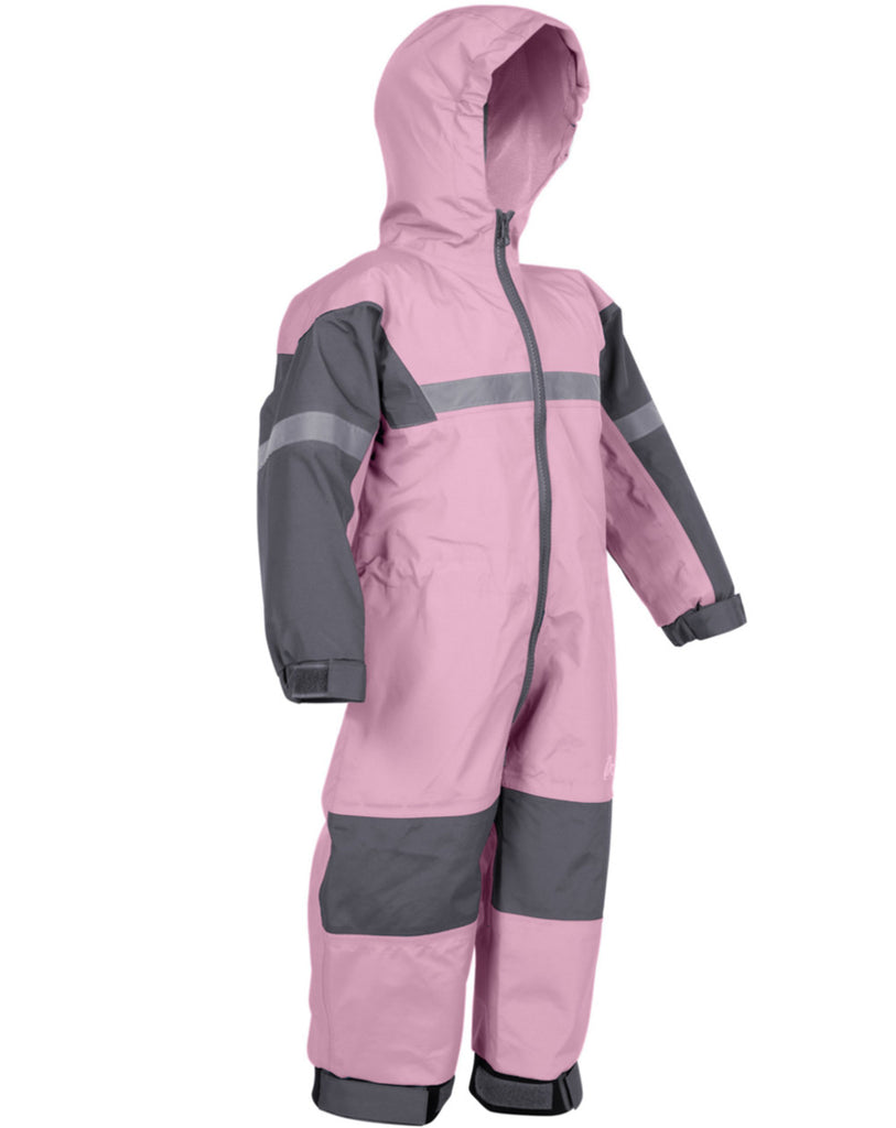 Lavender Trail One Piece Rain Suit
