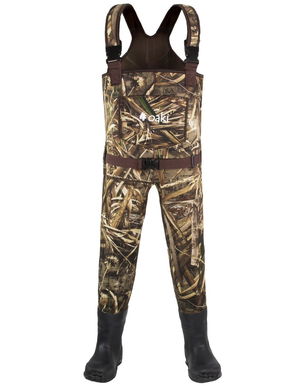 Kids Realtree Max 5® Camo Neoprene Waders (Pre-Order Only, Ships August 15th)