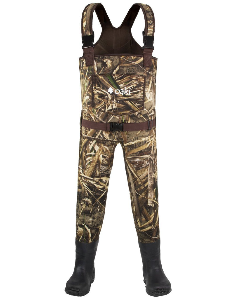Kids Realtree Max 5® Camo Neoprene Waders