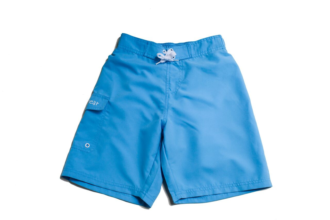 Sky Blue Board Shorts