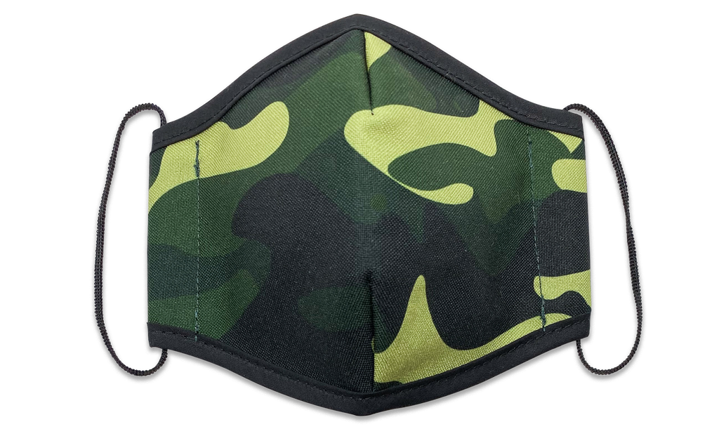 Reusable Face Mask Camo
