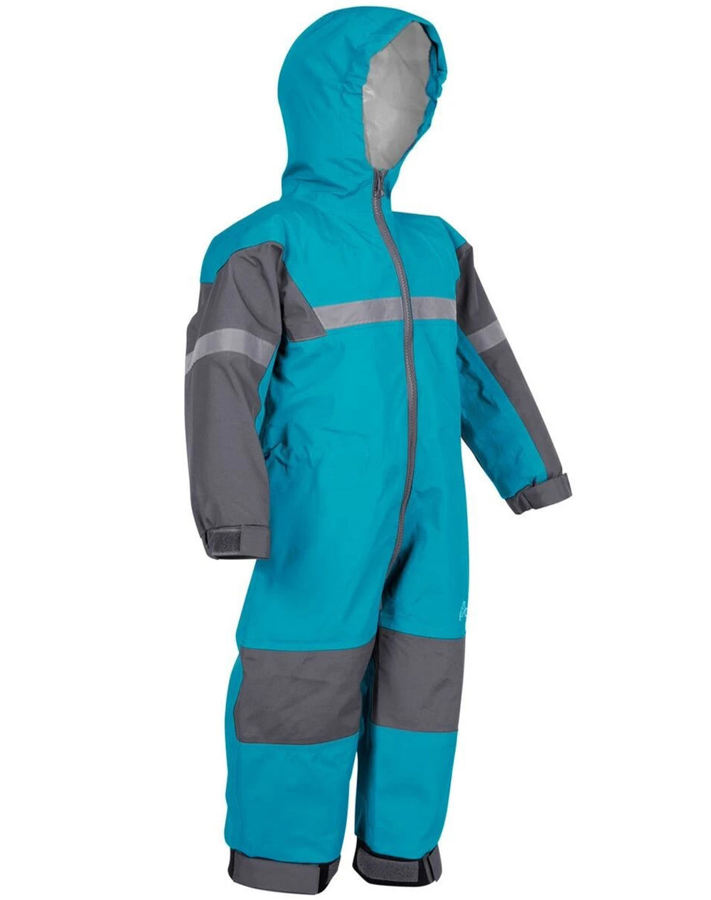 Breathable Lightweight with Hood OAKI Rain Jacket for Kids//Toddlers Waterproof