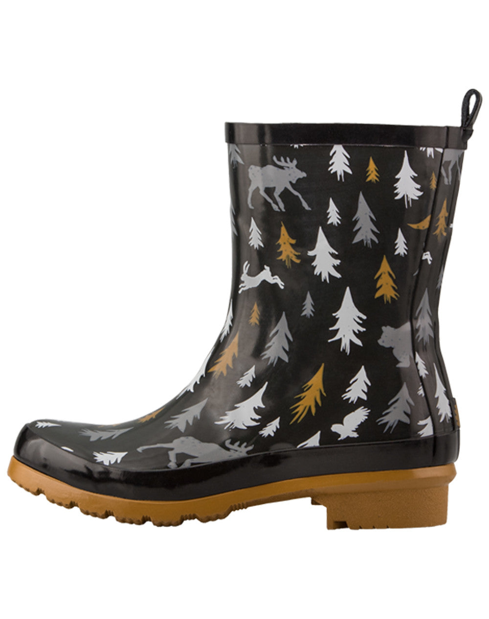 Women's Rain Boots - Noxon - Wildlife Tracker