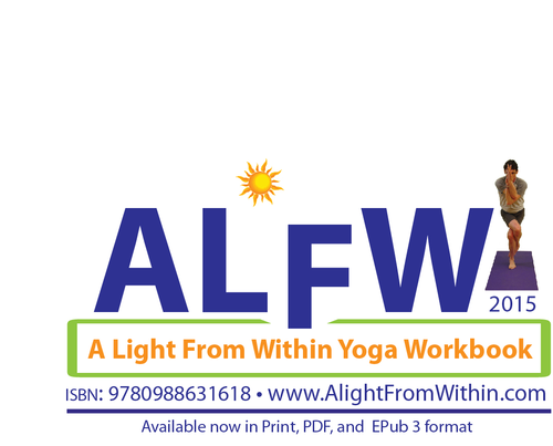 A Light From Within: Yoga Workbook and Journal