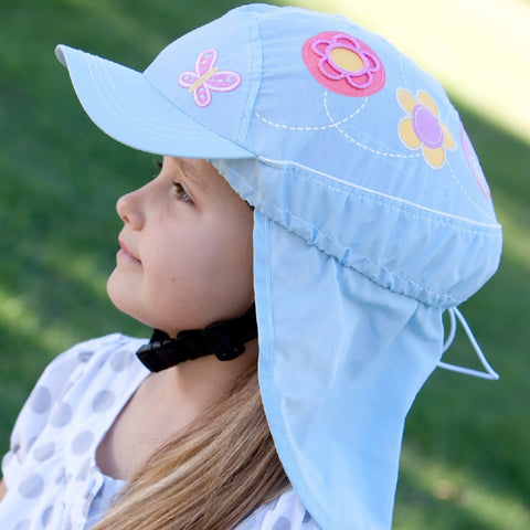 Butterfly Bicycle Helmet Hat