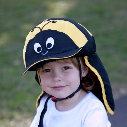 Buzzy Bee Bicycle Helmet Hat