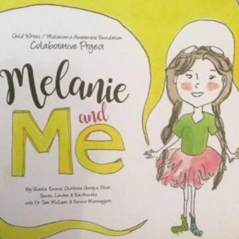 Melanie & Me Picture Book