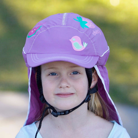 Summer Treats Bicycle Helmet Hat