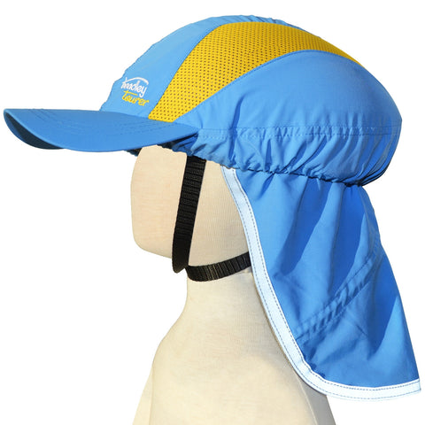 Tourer - Royal Blue Bicycle Helmet Hat
